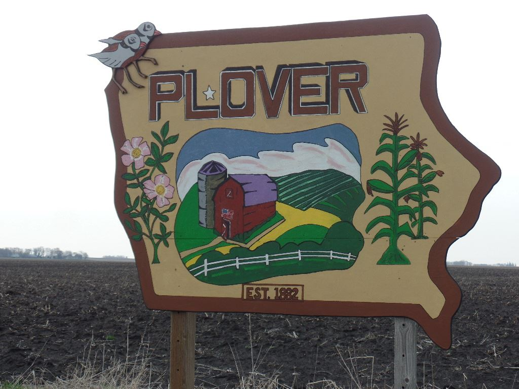 New Plover highway 4 sign